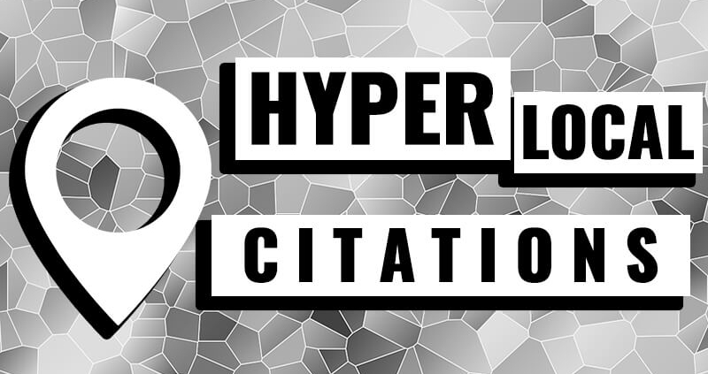 Hyper Local Citations for Search Engine Optimization London